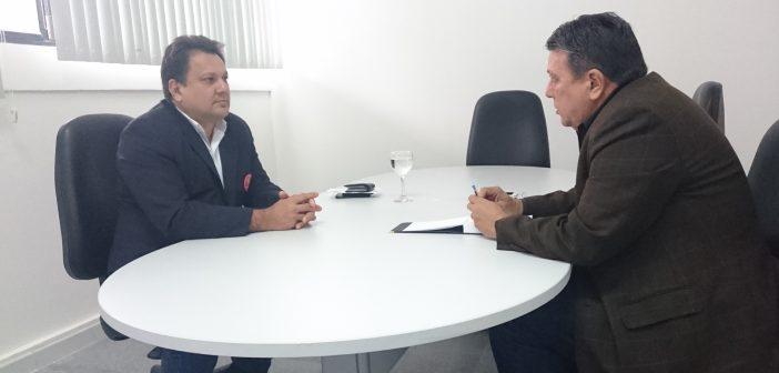 Procurador-geral do MPC se reúne com diretor-presidente do Amazonprev