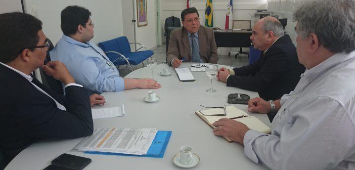 MPC recebe secretário estadual da Fazenda do Amazonas