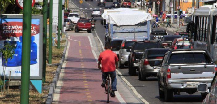 MPC pede que TCE apure construção de ciclovias e ciclofaixas em Manaus