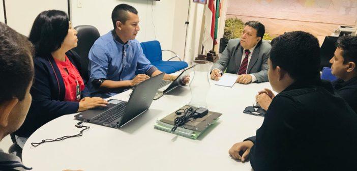 Vereadores de Santa Isabel do Rio Negro denunciam ao MP de Contas possíveis irregularidades em licitações e contratos