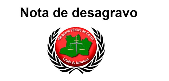 Nota de desagravo em favor do Procurador de Contas Ruy Marcelo Alencar de Mendonça